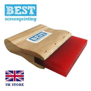 A6 Screen printing Squeegee